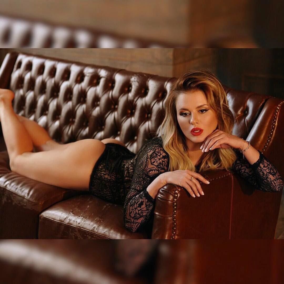 Анна Семенович горячие фото