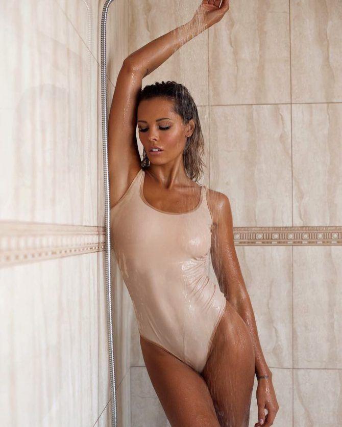 Мария Горбаньснимки в купальниках или нижнем белье