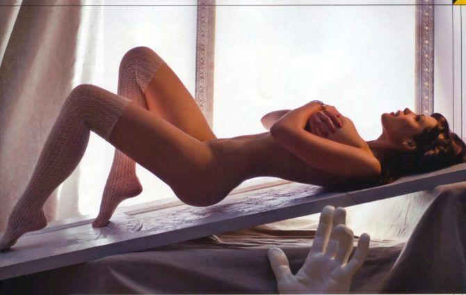 Мария Горбань фото плейбой