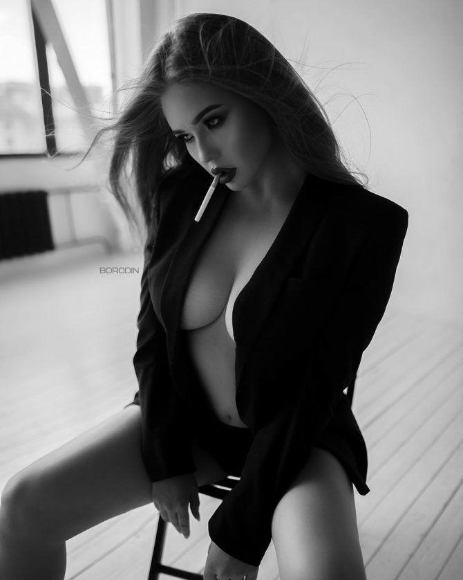 Мила Сайфутдинова горячие фото