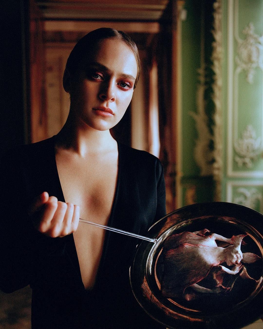 Аглая Тарасова фото плейбой