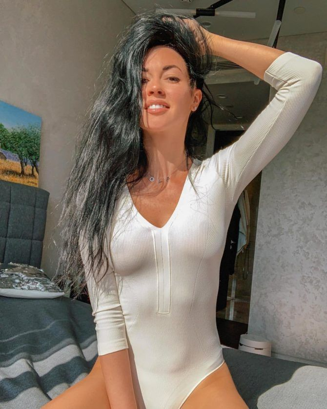 Анастасия Тукмачёва горячие фото