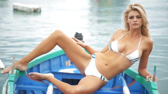 Келли Рорбах горячие фото в купальниках