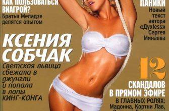 Ксения Собчак горячие фото