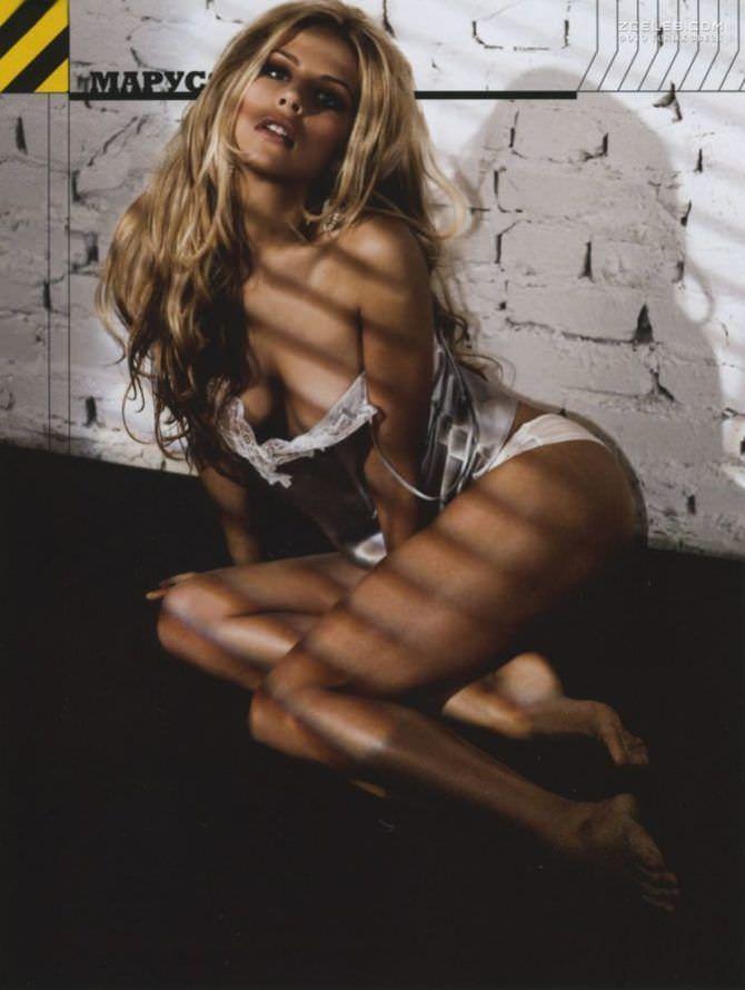 Маруся (Мария) Зыкова горячие фото