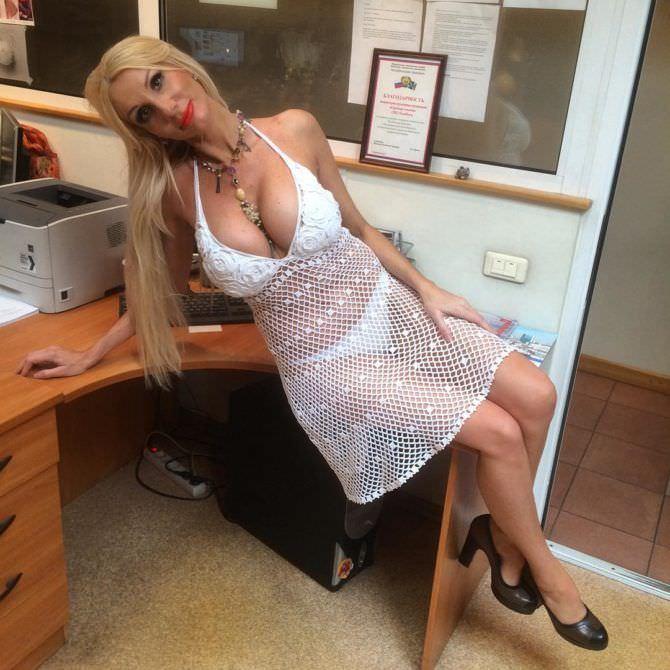 Лариса Сладкова горячие фото
